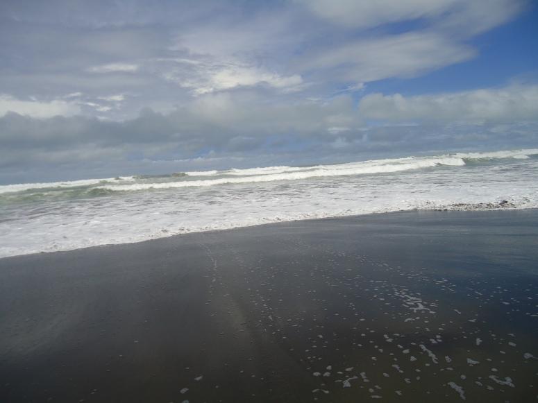 beach ;-)